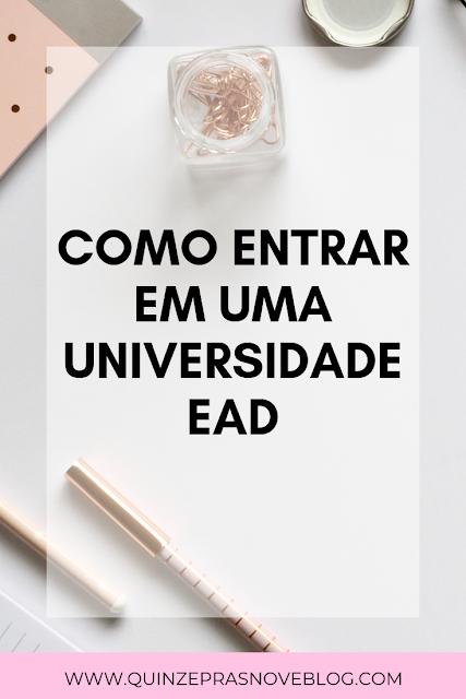 Universidade EAD