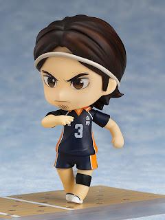 Nendoroid Asahi Azumane de Haikyu!! - Good Smile Company