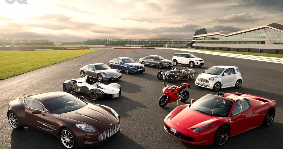 Spun: 2012 Car Awards