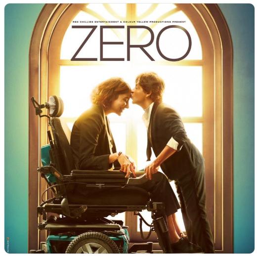 फिल्म ZERO का नया गाना #MeraNaamTu 23/11/2018 को रिलीज़ होगी | अभी तो नया Poster देखें