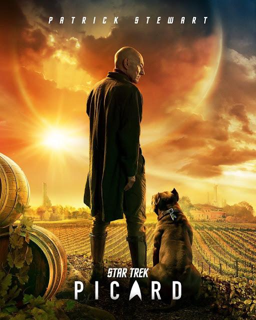 Nuevo póster 'Star Trek: Picard'