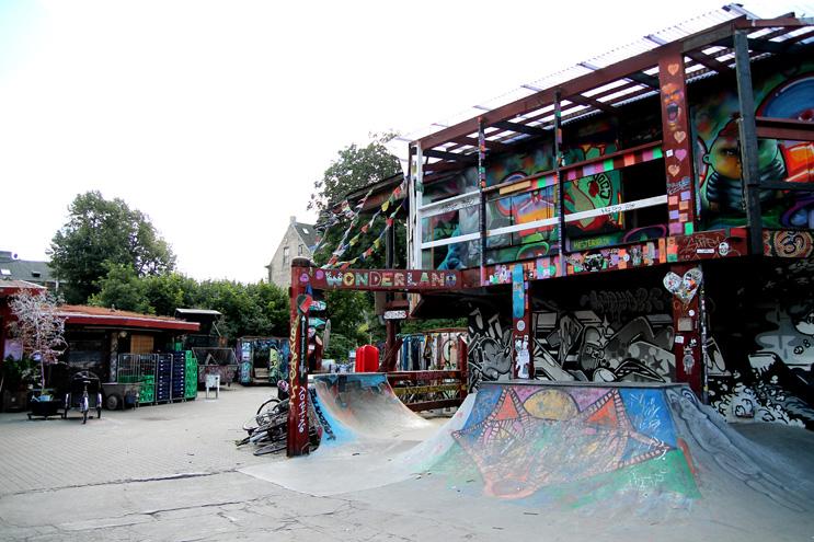 Christiania Copenaghen Denmark