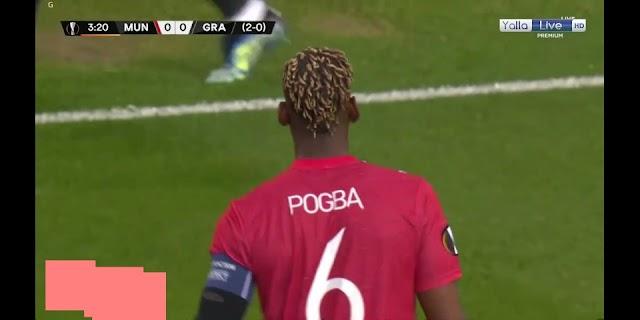 ⚽⚽⚽⚽Europa League Manchester United Vs Granada Live Streaming ⚽⚽⚽⚽