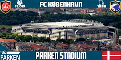 PES 2017 Parken Stadium by NaN RiddLe 08