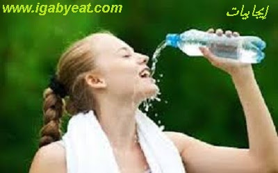 فوائد شرب الماء لجسم الإنسان