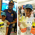 Itumeleng Khune is just the sweetest