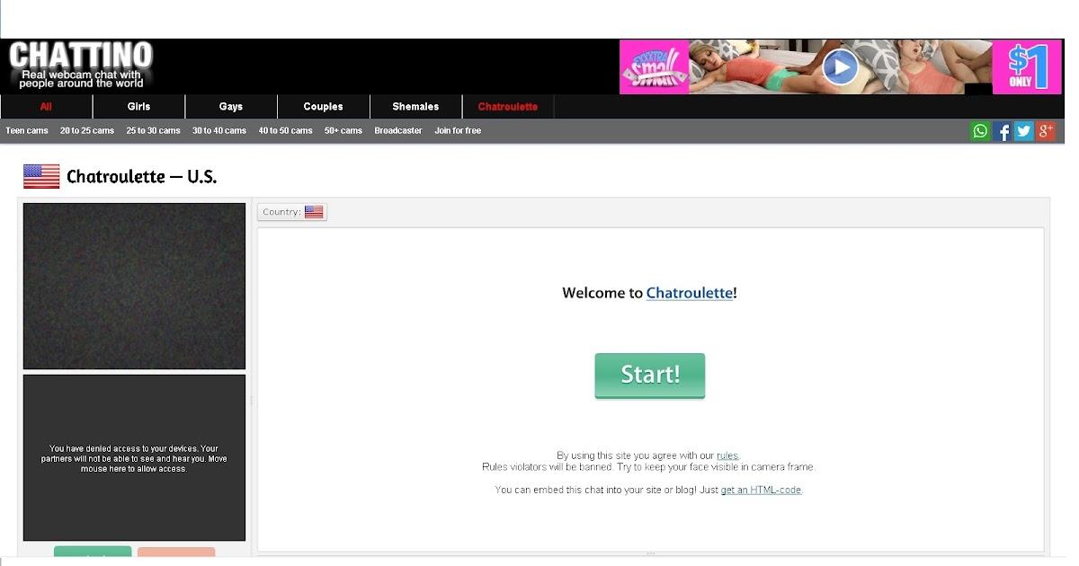Chatroulette alternative webcam free