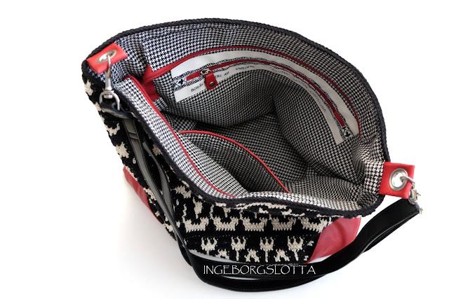 Tapestry crochet Molla Mills pattern