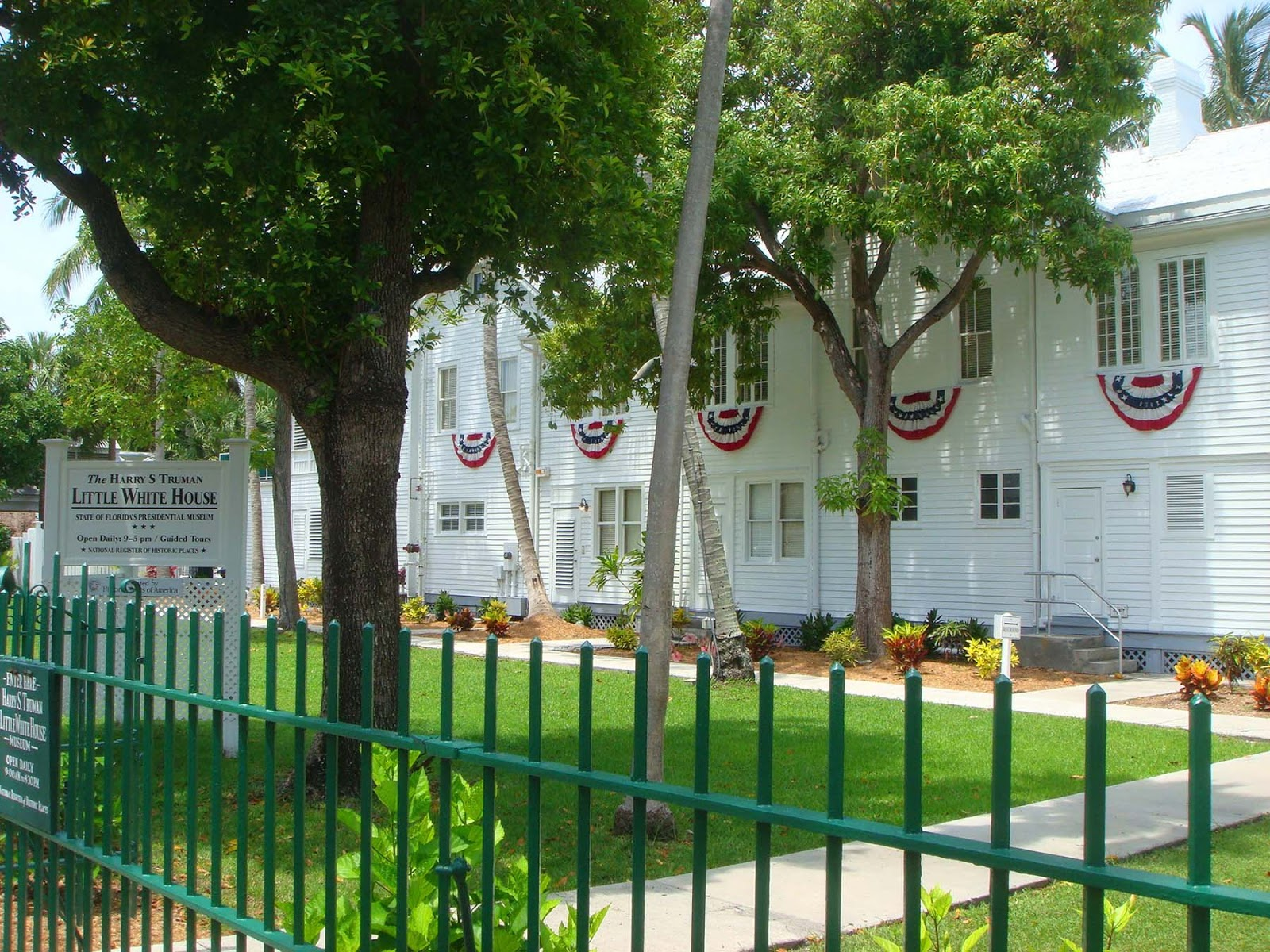 Little White House, Key West