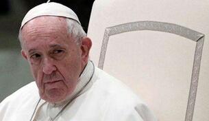 """""""البابا"""" يصلي من أجل سوريا ويدعو الأطراف للحوار والمفاوضات"""