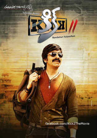 Kick 2 2015 DTHRip 450MB UnCut Hindi Dubbed Dual Audio 480p Watch Online Full Movie Download bolly4u