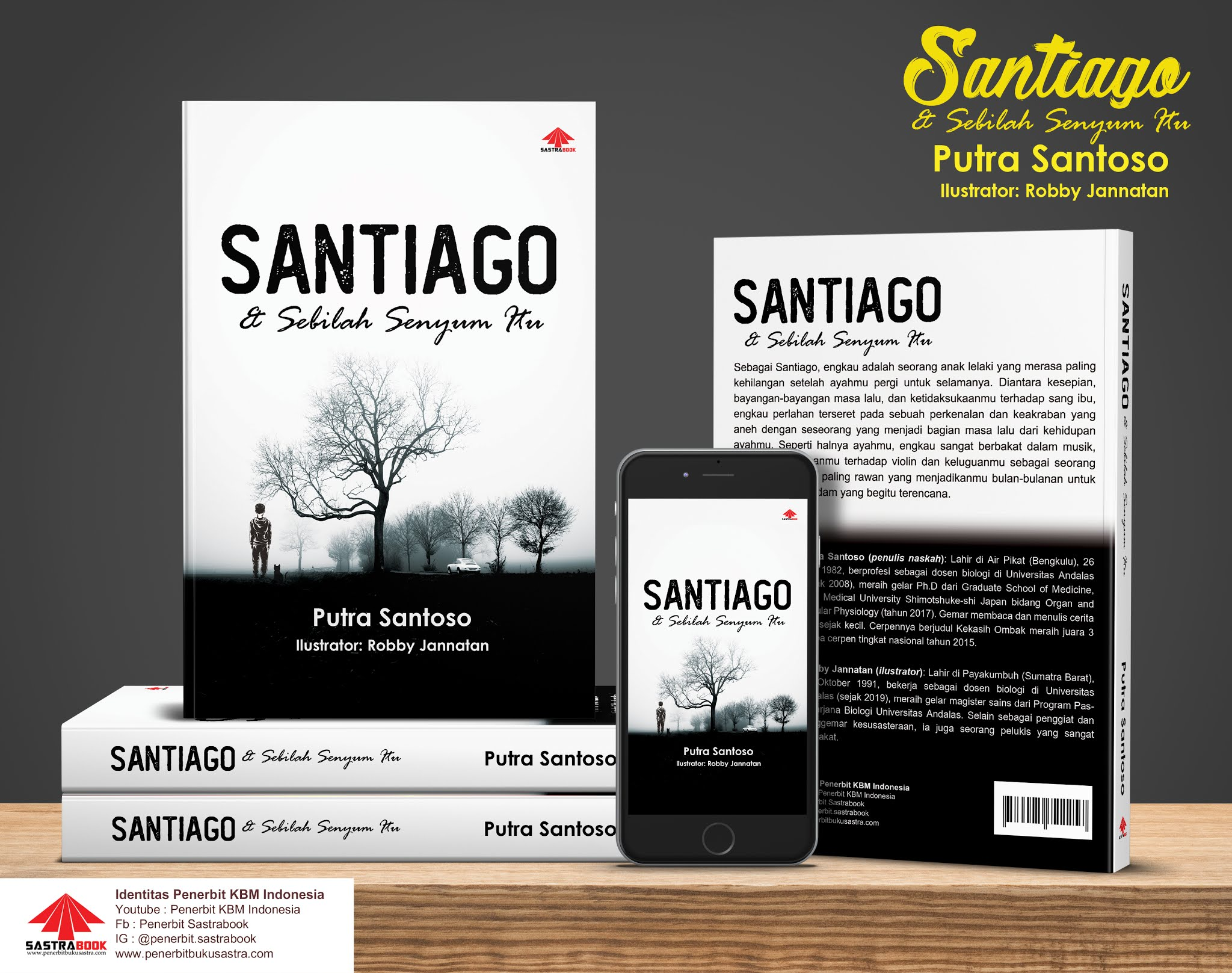 SANTIAGO & SEBILAH SENYUM ITU