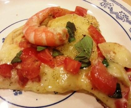 """""""Fouzitou"""" omelette"""