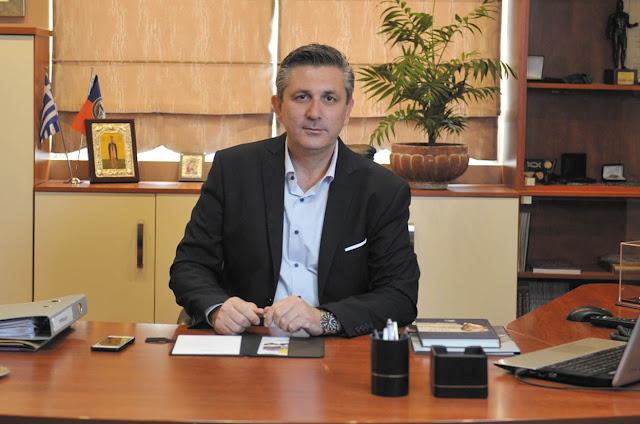 Άρτα: Ο Δήμαρχος Αρταίων Για Τα Αποκαλυπτήρια Του Μνημείου Πεσόντων Στην Πλατεία Των Κωστακιών....ανήμερα της 28ης Οκτωβρίου.