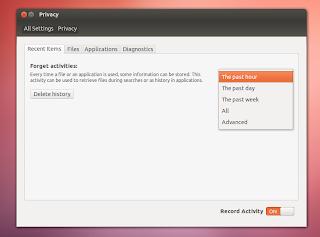 ubuntu 12.04 privacy zeitgeist
