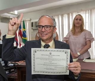 MENSAGEM DO VEREADOR  JÚNIOR BRANDÃO