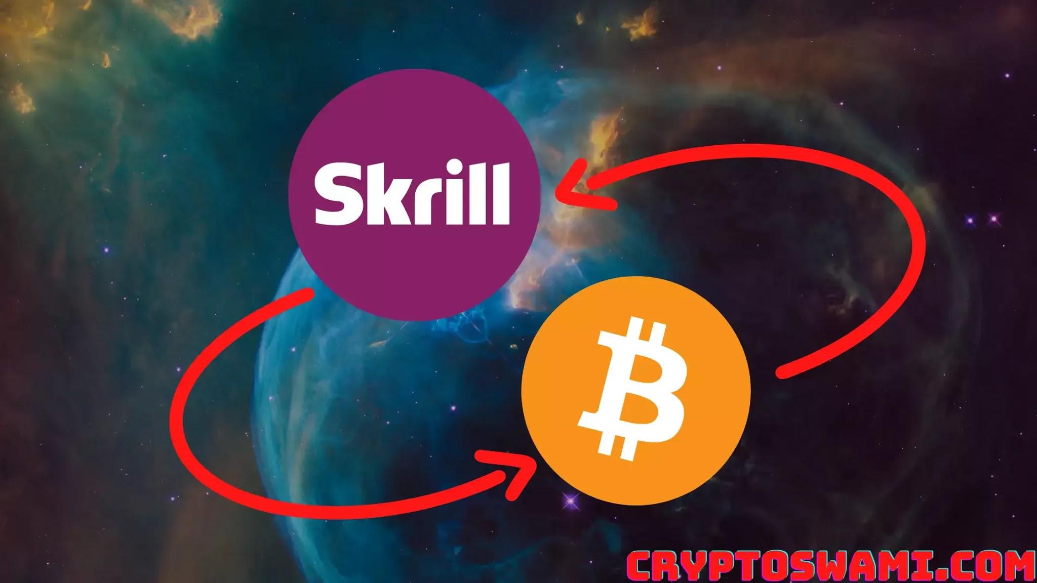 Skrill To Bitcoin - How To Buy Bitcoin With Skrill