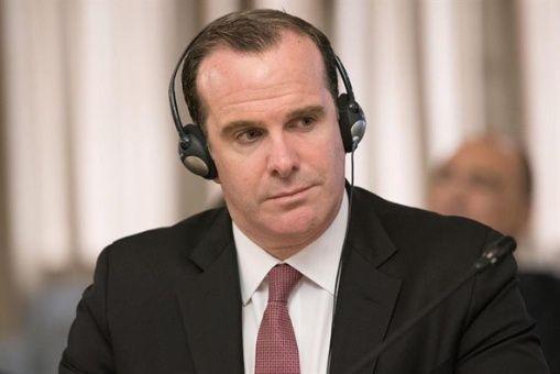 Dimite enviado especial de EE.UU. contra el Daesh, Brett McGurk