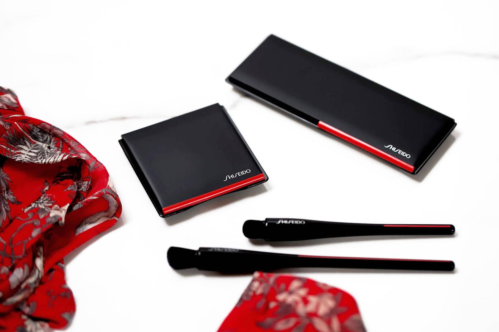 Shiseido Maquillage Test et Avis revue
