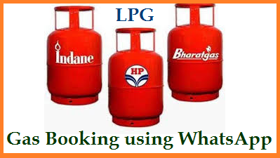 LPG Consumers can Book their Gas Cylinder through their WhatsApp. Consumers of HP Gas may know their complete details using WhatsApp simple Chatting. These days using WhatsApp became very common for every citizen of India and spending more and more time in the Social media. Consumers may Book Gas by IVRS Method, but using WhatsApp may know the Details of Subsidy credited to our Account or Not? If credited then to which account credited? and consumers also may know the quota of Gas Cylinders, LPG Consumer complete details. Know the process here how-to-book-lpg-gas-hp-indane-bharatcylinder-through-whatsapp-mylpg.in