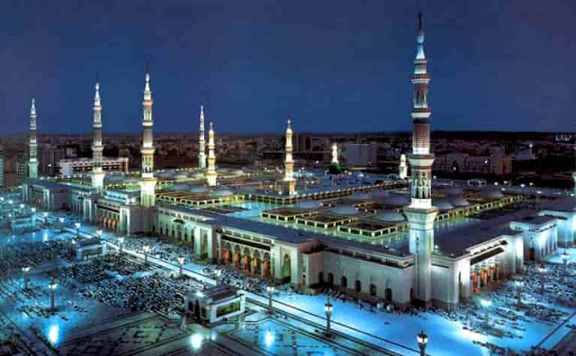 Saudi Arabia temporary closes all Mosques prayers except in Makkah & Madina
