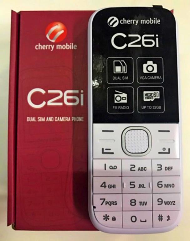 Cherry Mobile C26i