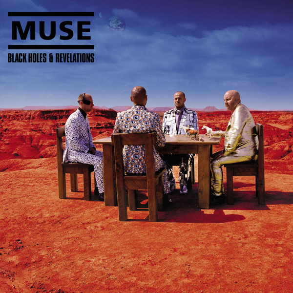 black holes and revelations deluxe -#main