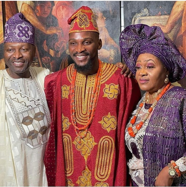 Check out More Photos and Videos from Tobi Bakare and Anu Oladosu  engagement ceremony