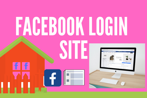 Facebook Login Site