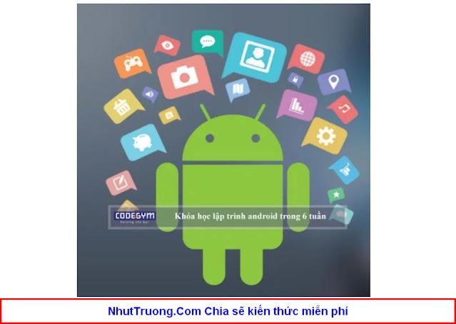 Lập trình ứng dụng Android trong 6 tuần Download miễn phí