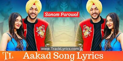 aakad-lyrics