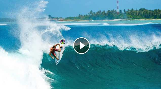 Republic of Maldives Welcome To Water Ep 4 Volcom Surf