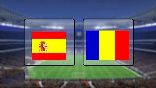 مشاهدة مباراة اسبانيا ورومانيا بث مباشر 05-09-2019 التصفيات المؤهلة ليورو 2020