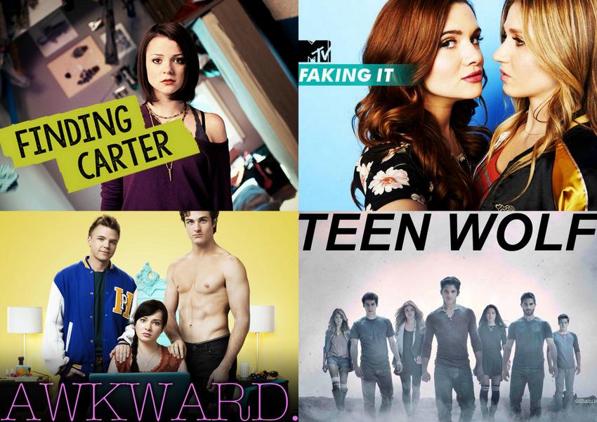 MTV seriale młodzieżowe