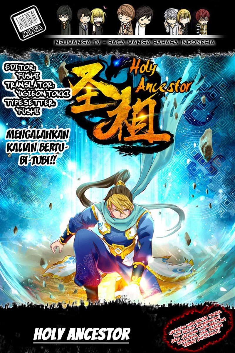 Baca Komik Holy Ancestor Chapter 47 Bahasa Indonesia Kintamaindo