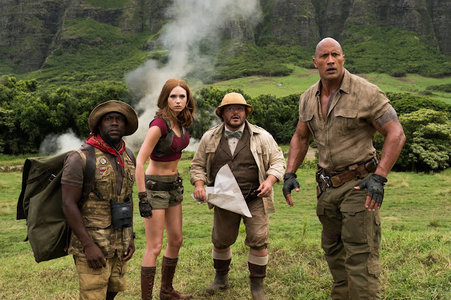 Review | Jumanji: Welcome to the Jungle | 2017