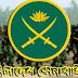 Bangladesh Army job circular,2020