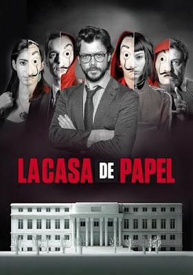 La Casa De Papel (TV Series)  S01 – S02   DVD   NTSC   Custom HD   Castellano 