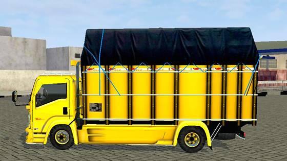mod truck nmr71 new srx