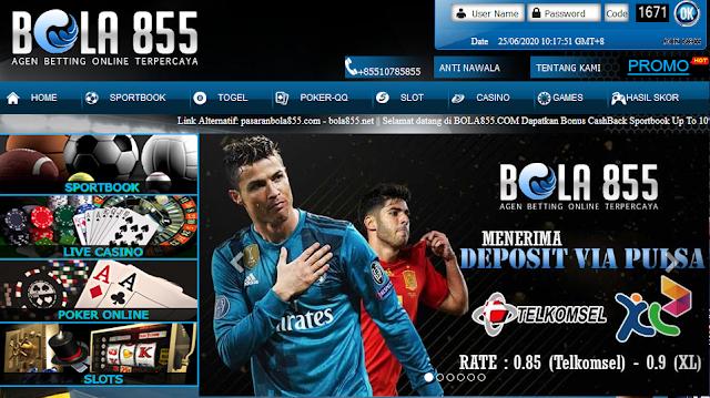 Situs Bola Online Terbaik Dan Terpercaya Bonus Terbanyak