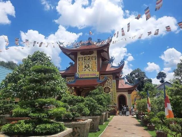 Kiến trúc chùa Phước Huệ Sa Đéc