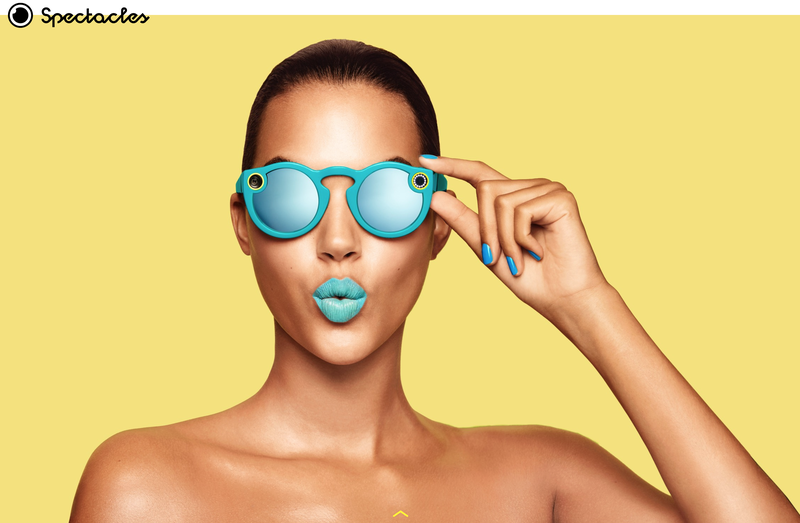 Spectacles, ecco gli occhiali smart di Snapchat (video) HTNovo