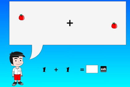Soal UAS Ganjil Matematika Kelas 1 SD