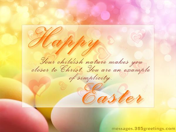 Easter 2017 SMS Wishes Messages Quotes Sayings Short Speech And Much More