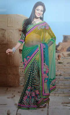Designer Sarees for Festive Season - Cocktail Dress