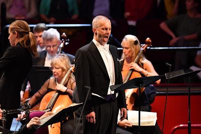 Janacek: Glagolitic Mass - Ladislav Elgr, Karina Canellakis, BBC Symphony Orchestra - BBC Proms at the Royal Albert Hall (Photo Chris Christodoulou)