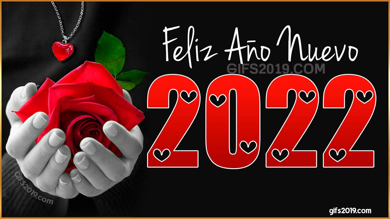 imágenes bonitas de feliz año nuevo 2022