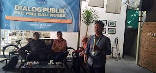 Cegah Paham Radikalisme Masuk NTB, PKC Bali Nusra Tekankan Untuk Memberikan Pemahaman Kebangsaan