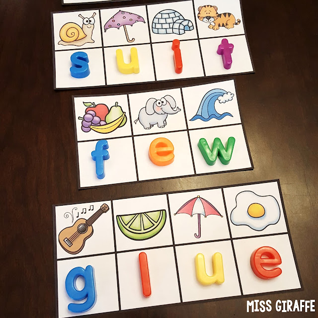 Secret Word centers are amazing for so much phonics practice... read about how to use these in your classroom!