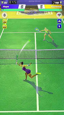 Tennis Clash Mod Apk For Android